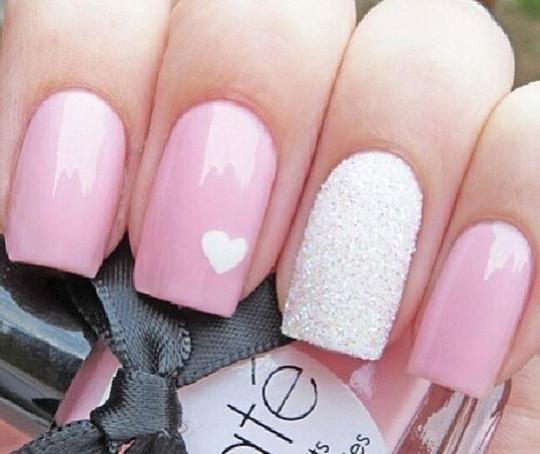 4-caviar-nails-cute-pink-nail-art-designs-wedding-2016
