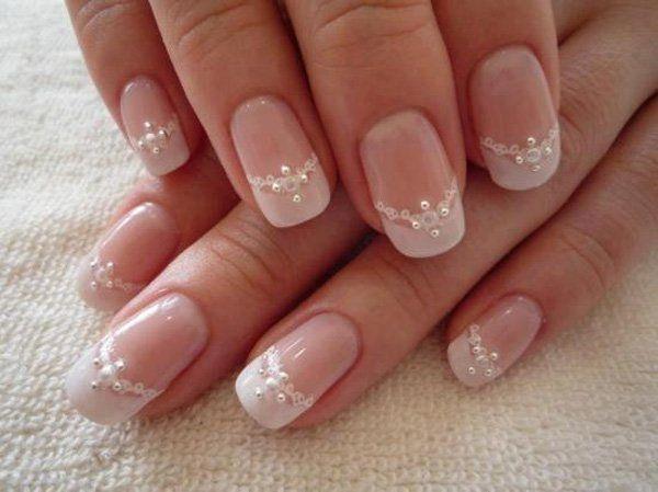 lacey-wedding-nail-idea