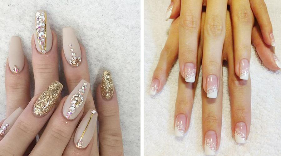 bridal-manicure-photos