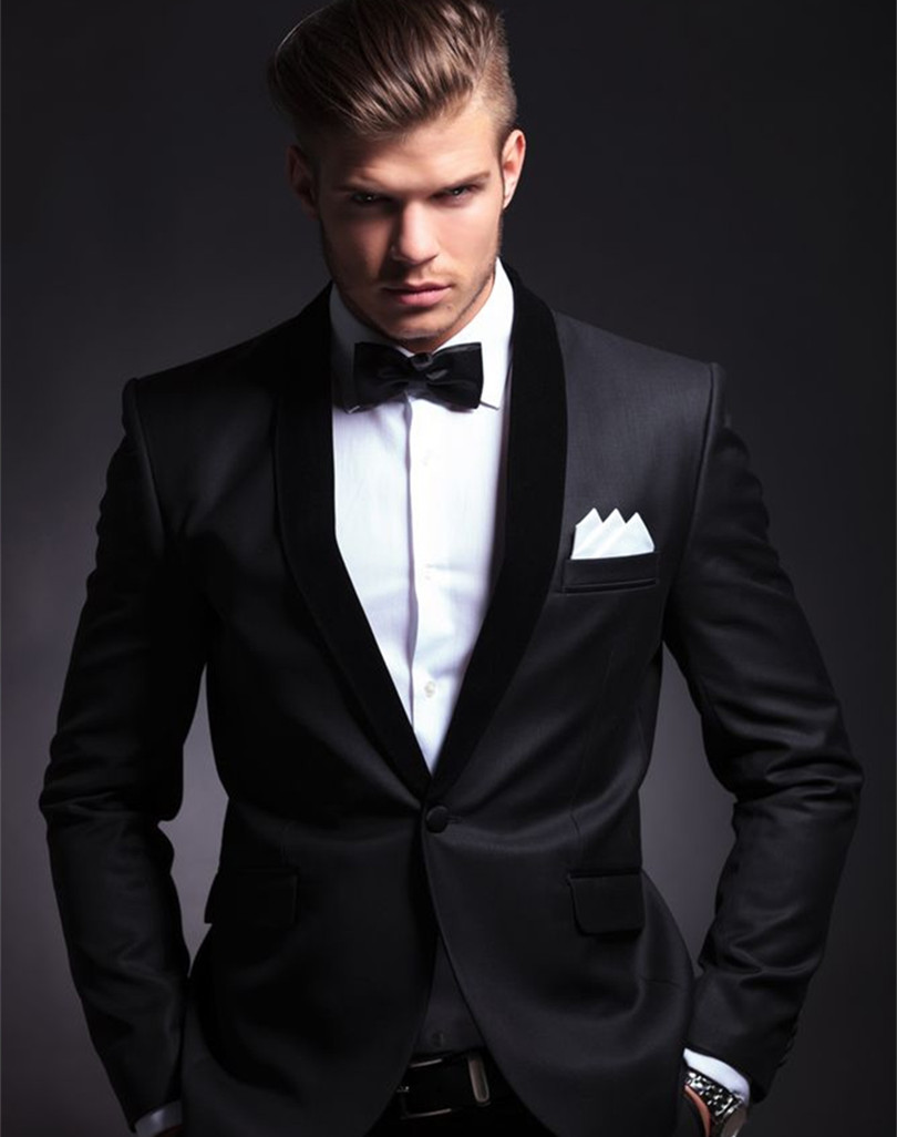custom-made-groom-tuxedos-for-men-wedding-suit-2015-black-for-groom-suits-two-piece-wool