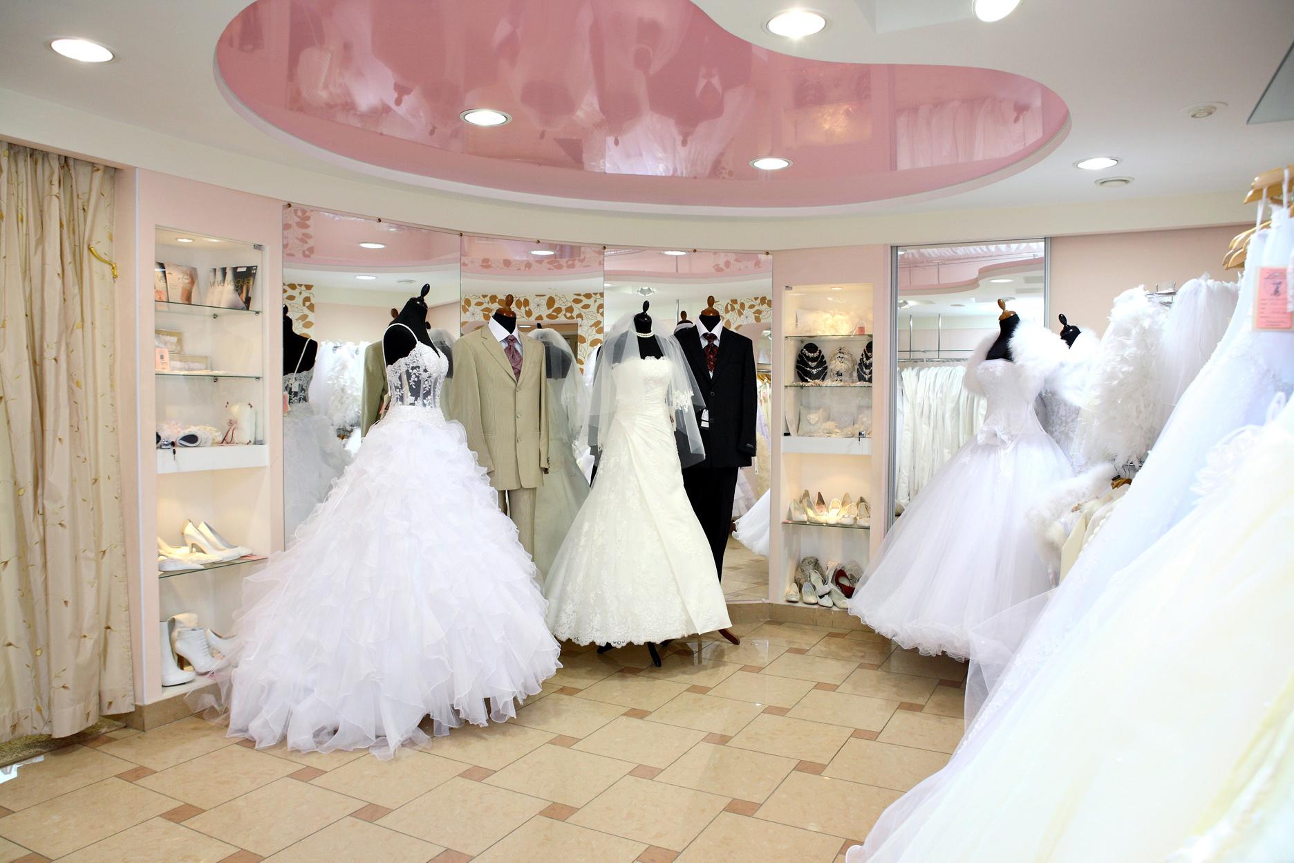 итальянские, французкие и испанские свадебные платья