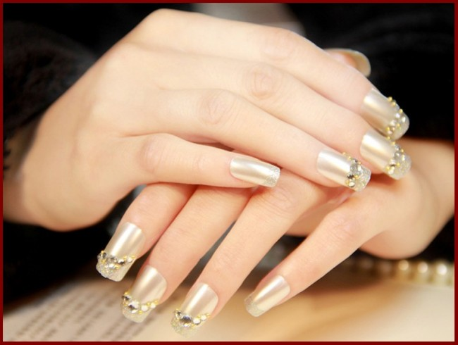 wedding-nail-design-ideas-2016-2017