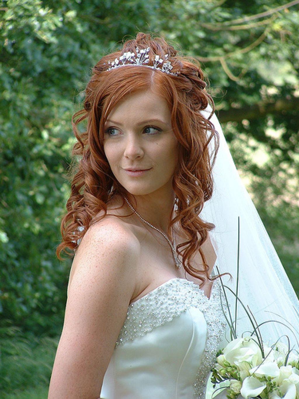 Фото рыжая невеста 28 фотография