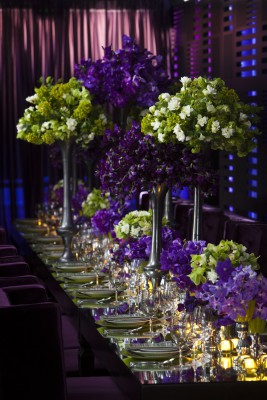 Grace Ormonde, Wedding Style Magazine Editorial Shoot Tabletop Design: Morgan Events Photographer: Catherine Hall Studios Producer: Tracy Trouf Venue Contact: Mark Roberts