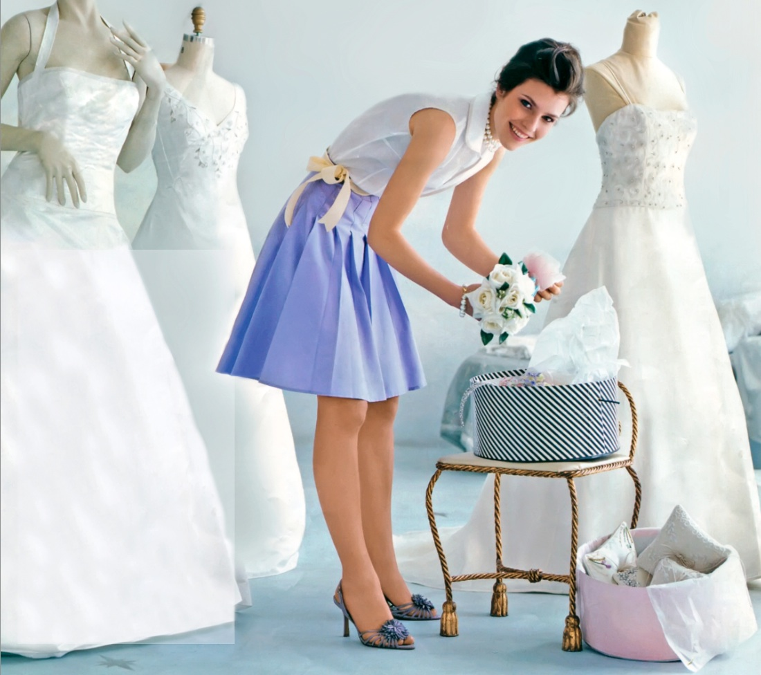 Можно ли давать свое свадебное платье после свадьбы