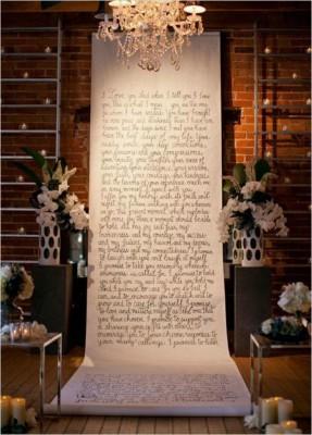 telón de fondo ceremonia ideas decoracion backdrop wedding libros telas parasoles ventanales 3