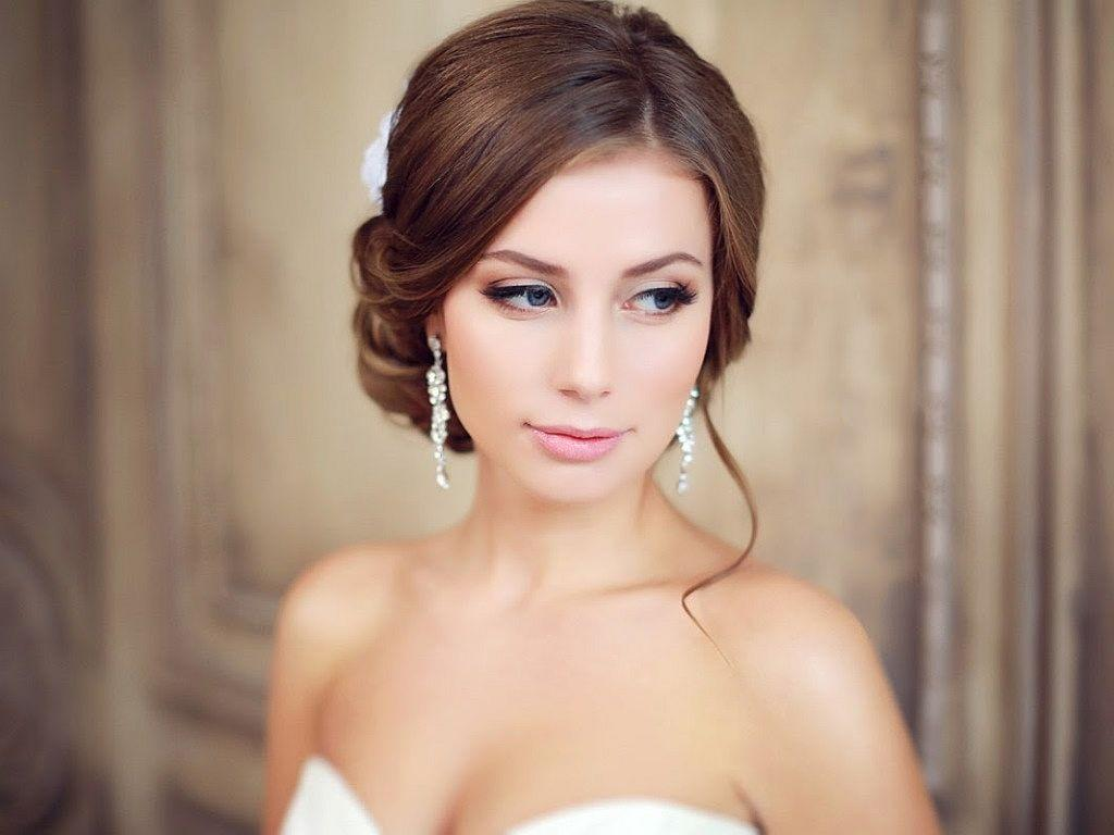 Фото причесок на свадьбу для невесты