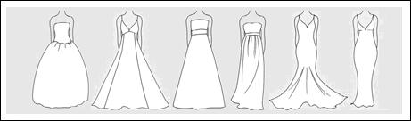 dress-shape