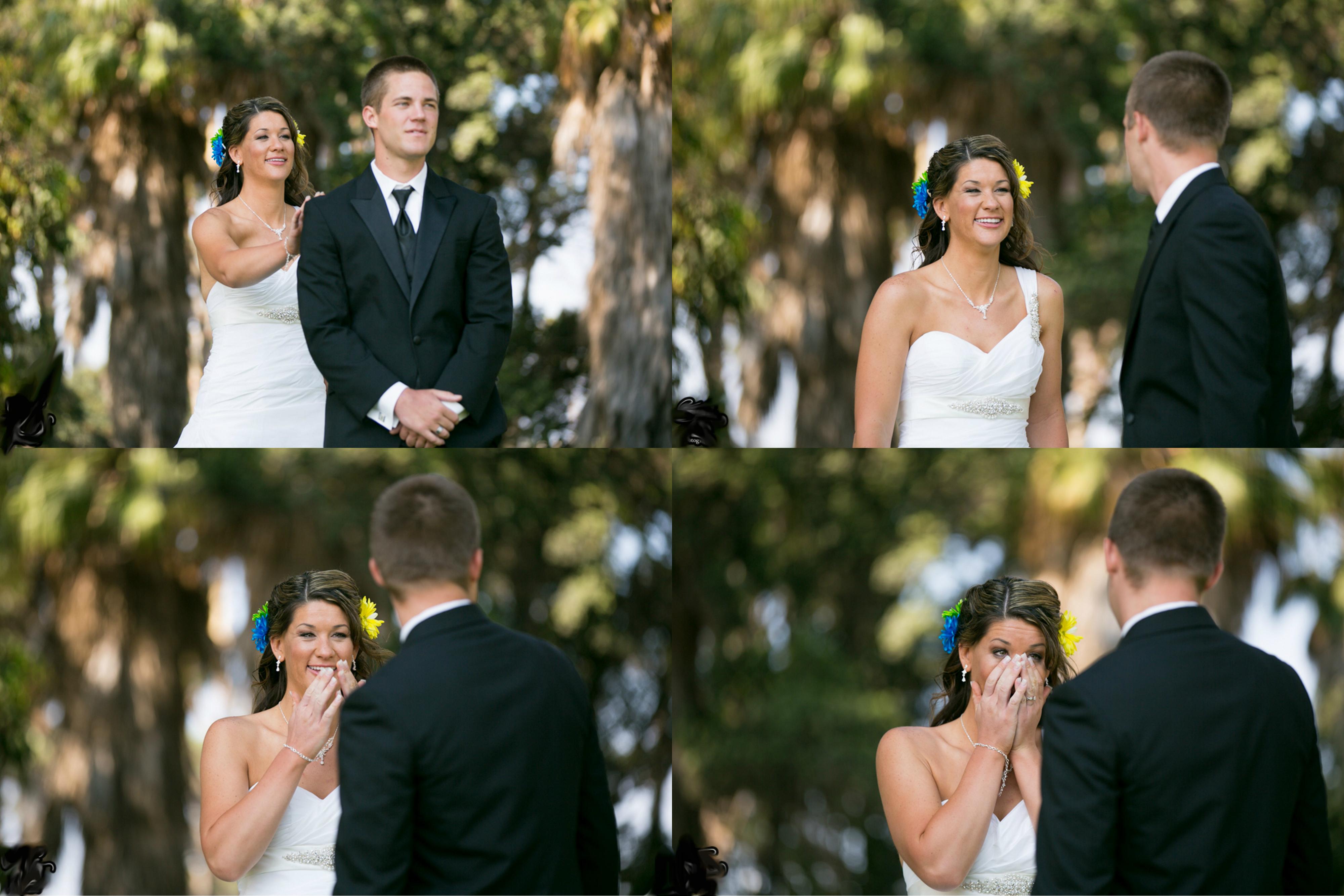 6-First-Look-Wedding-Karen-D-Photography