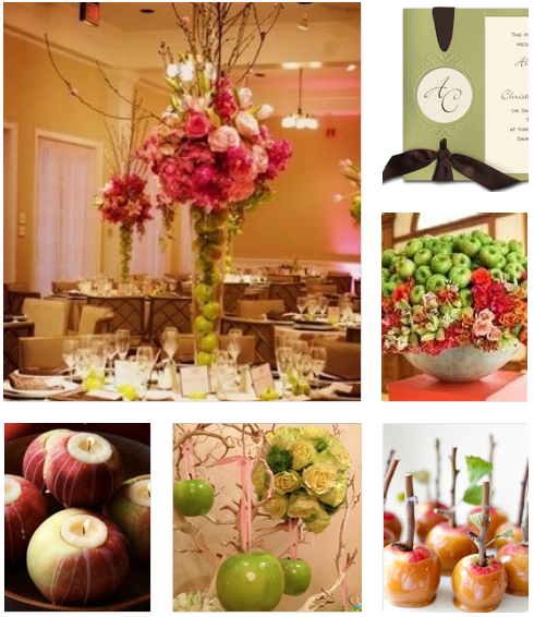 Apple-Themed-Wedding-Ideas
