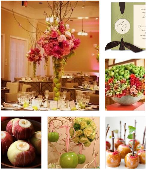 Apple-Themed-Wedding-Ideas