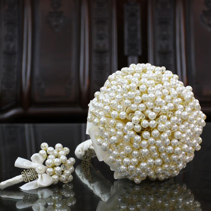 Customized-Chinese-Wedding-Bridal-Bouquets-Pearl-Crystal-Diamond-Jewellery-Bouquet-DIY-Hand-Bouquet-noble-gold