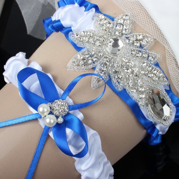 Elegant-Wedding-Garter-Belt-Blue-With-Crystal-Ribbon-Bridal-Accessories-Bridal-Garter-Stockings-For-Brides-MD661