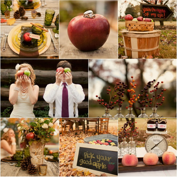 Fall-Apple-Wedding-Theme