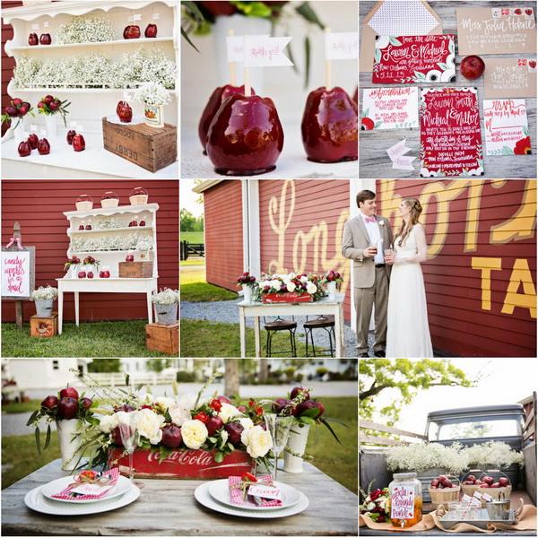 Red-Apple-Wedding-Ideas