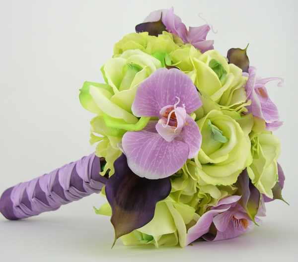 bridal-bouquet-real-touch-silk-wedding-flowers-purple-orchids-hydrangeas-calla-lilies-roses-green