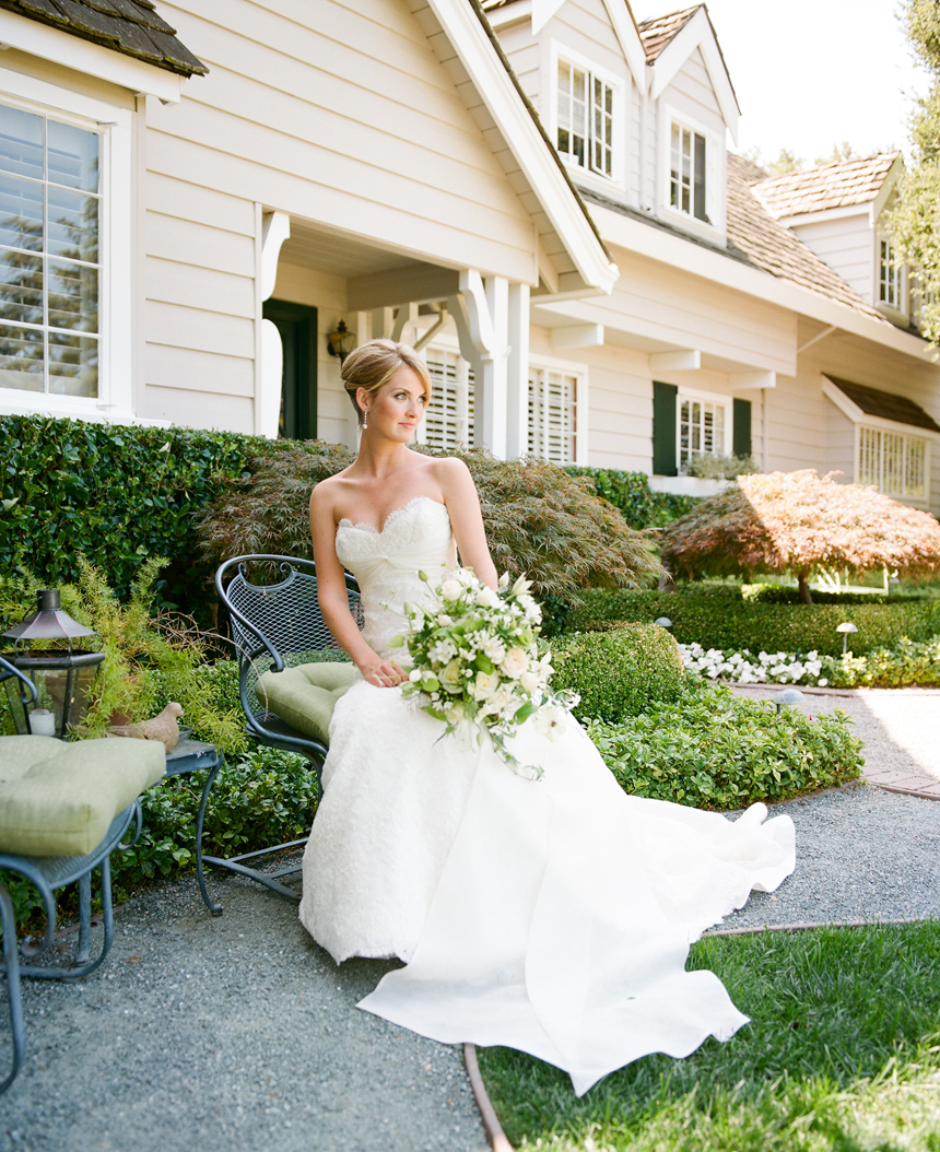 Southern country style wedding dresses photo