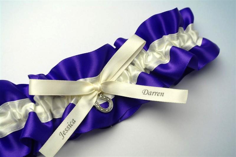 purple-wedding-garter