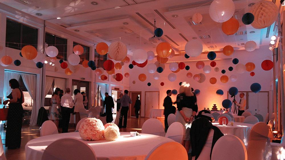 Lanterns-and-Honeycomb-Balls-at-Burnham-Park-Hall