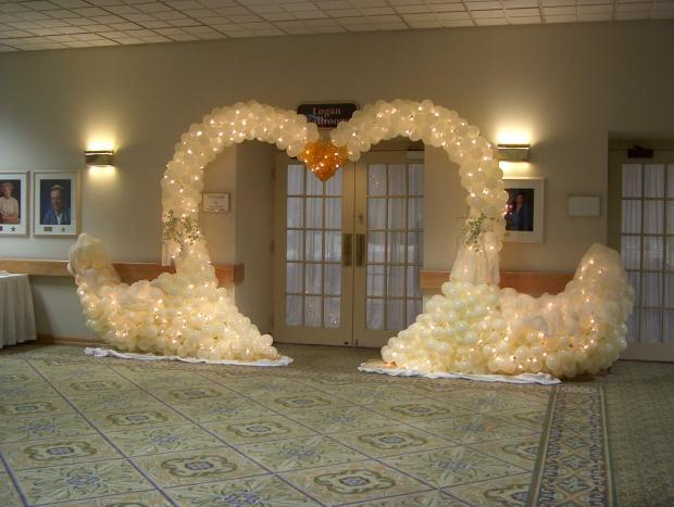 balloon-decorations-wedding-reception