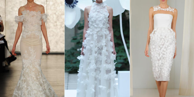 Главные тенденции свадебной моды 2019 в 2019 году