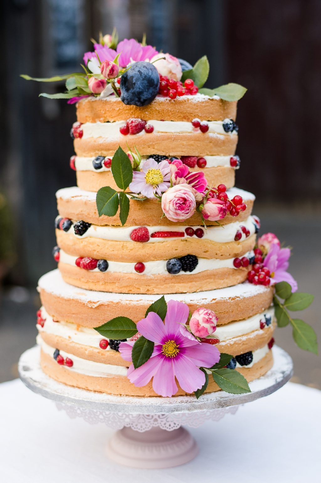 Доброе, открытка торт свадебный