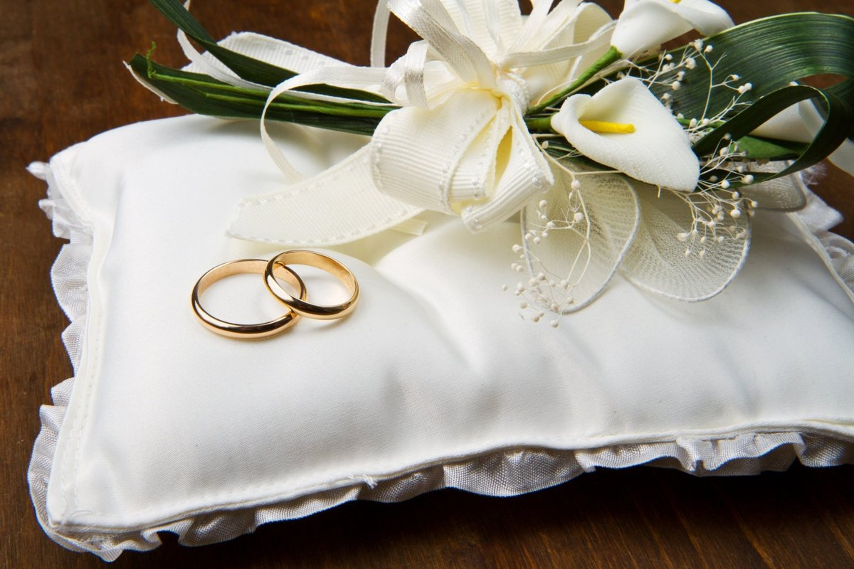 Картинки для свадьбы кольца
